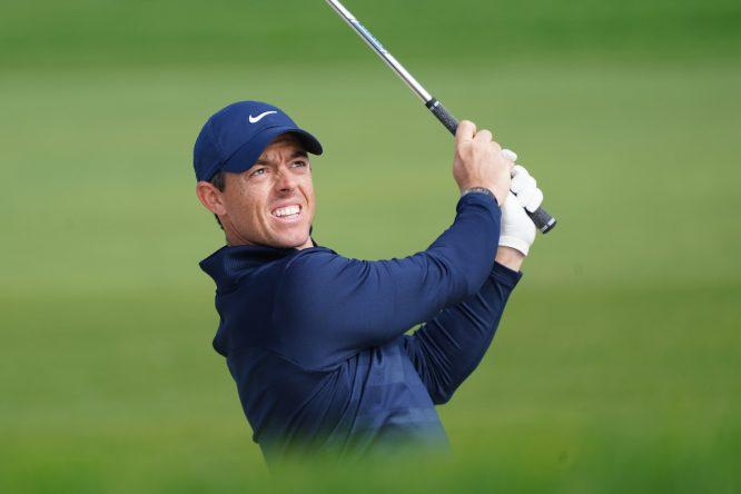 Rory McIlroy, en el Farmers © Golffile | Phil Inglis