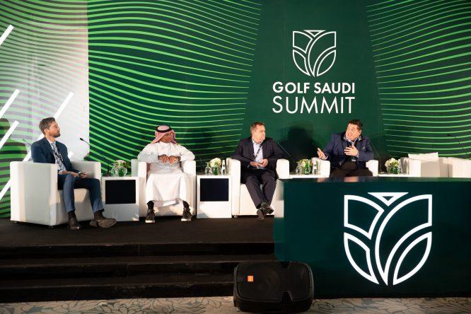 Golf Saudi Summit Gets Underway.