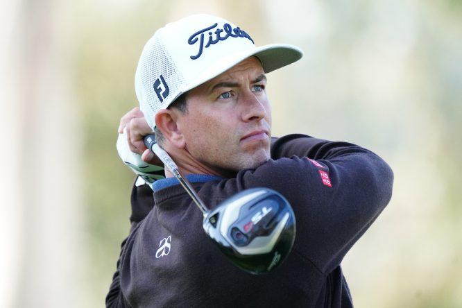 Adam Scott. © Golffile | Phil Inglis
