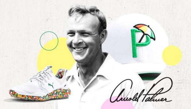 Colección de Puma inspirada en Arnold Palmer © Puma