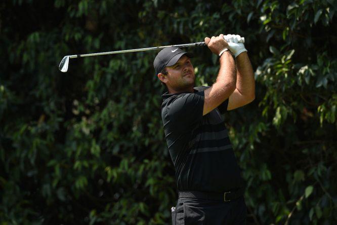 Patrick Reed, en el WGC México © Golffile | Ken Murray