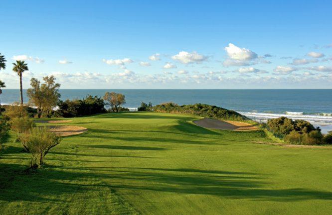 Iberostar Real Club de Golf Novo Sancti Petri.>