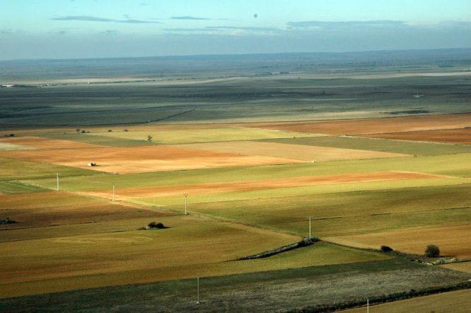 Paisaje de Castilla.