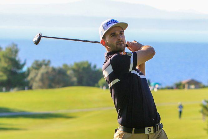 Emilio Cuartero. © Golffile   Thos Caffrey