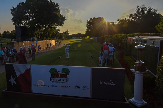 Colonial Country Club © Golffile | Ken Murray