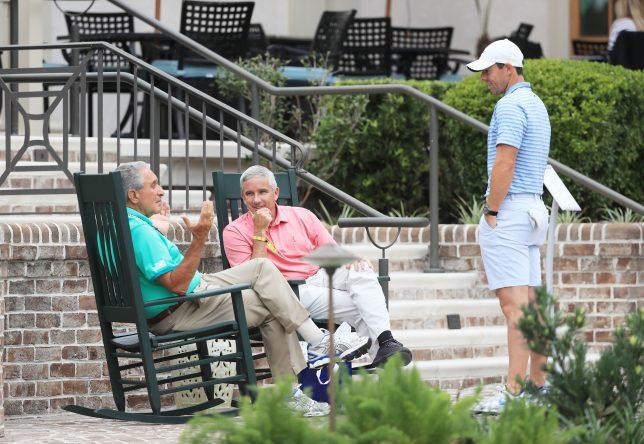 Rory McIlroy, en el RBC Heritage © Getty Images / PGA Tour