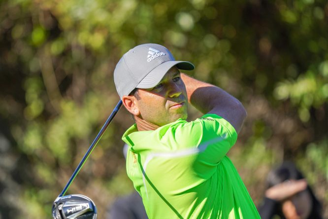 Sergio García. © Golffile | Phil Inglis