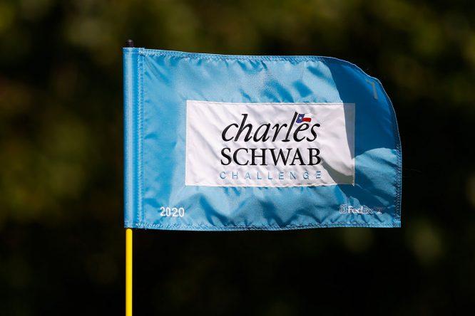 Bandera del Charles Schwab Challenge © Getty Images / PGA Tour