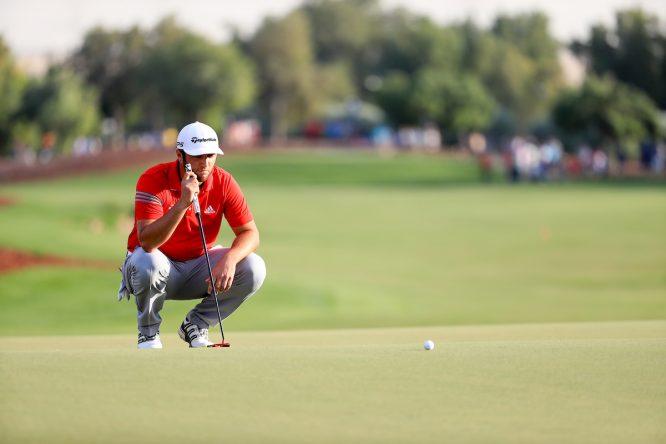 Jon Rahm © Golffile | Fran Caffrey
