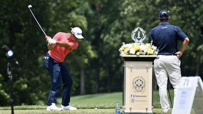 Jon Rahm, durante el Memorial © PGA Tour