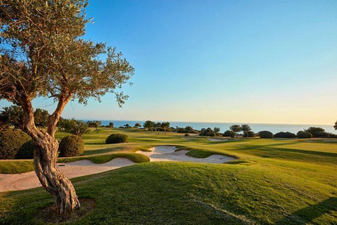 Aphrodite Hills Golf. © Aphrodite Hills Resort