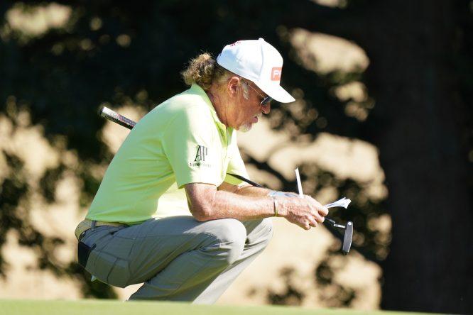 Miguel Ángel Jiménez © Golffile | Phil Inglis