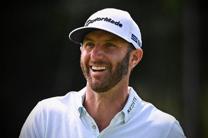 Dustin Johnson, ganador del The Northern Trust © PGA Tour