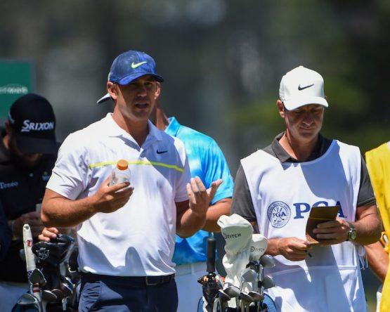 Brooks Koepka durante la segunda jornada del TPC Harding Park. © Golffile | Ken Murray