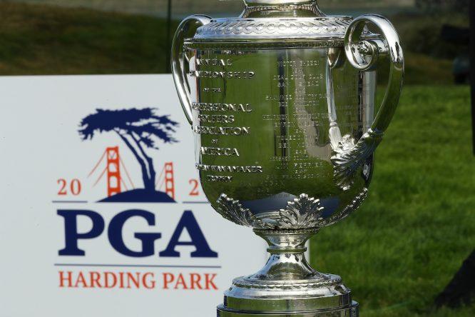 Trofeo Wanamaker del PGA Championship © Golffile | Scott Halleran