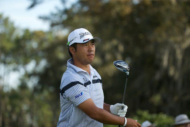 Hideki Matsuyama. © Golffile | Fran Caffrey