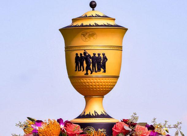 Trofeo del WGC FedEx St. Jude Invitational © PGA Tour
