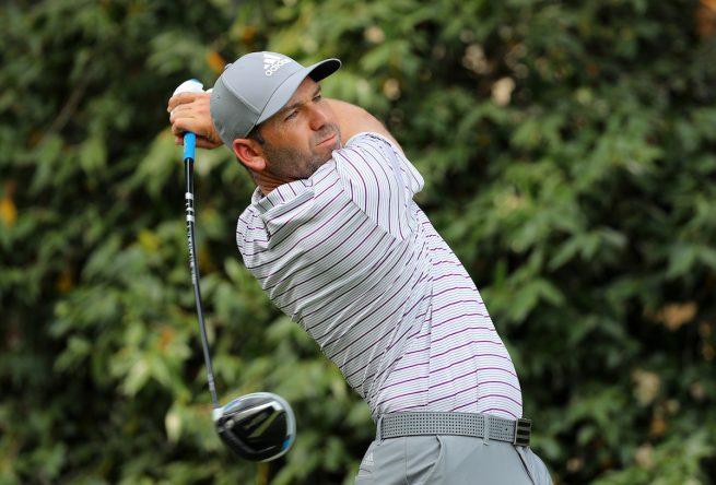 Sergio García. © Golffile | Scott Halleran