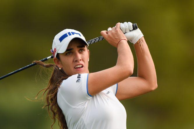 María Fassi © Golffile | Ken Murray