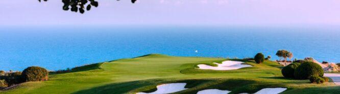 Aphrodite Hills Golf Course. © Aphrodite Hills