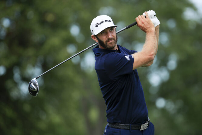 Dustin Johnson © Andy Lyons/Getty Images