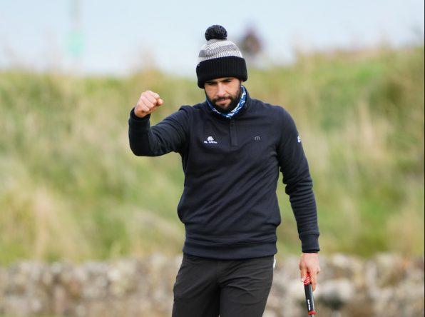 Adrián Otaegui. © Golffile | Phil Inglis