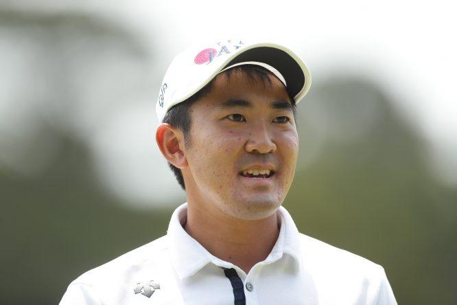 Takumi Kanaya. (Photo by Mark Metcalfe/Getty Images)