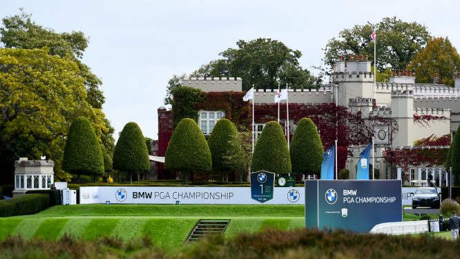 Wentworth Golf Club © European Tour