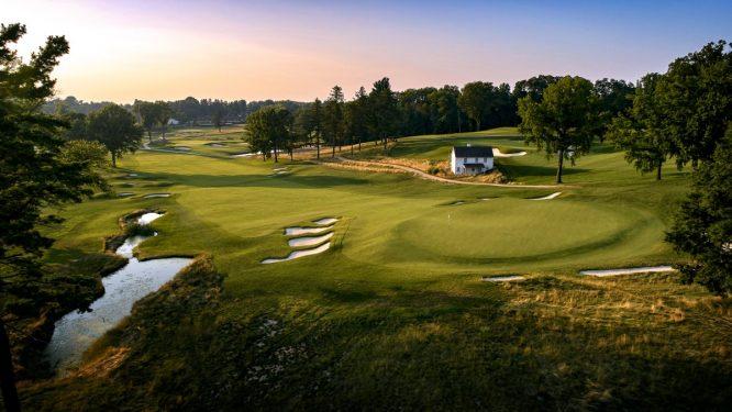 Aronimink Golf Club © KPMG Women's PGA Championship