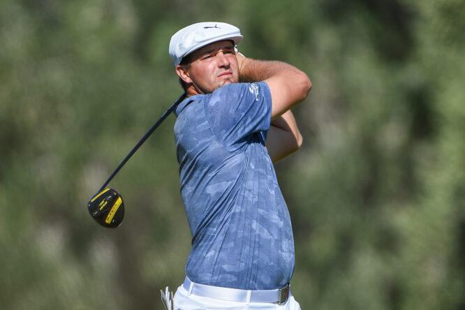 Bryson DeChambeau. © Golffile | Ken Murray
