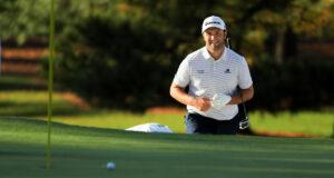 Jon Rahm en la segunda jornada del Masters de Augusta 2020. © Golffile | Scott Halleran