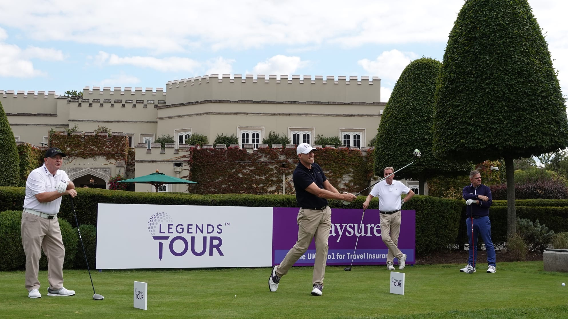 European Tour Golf 2021