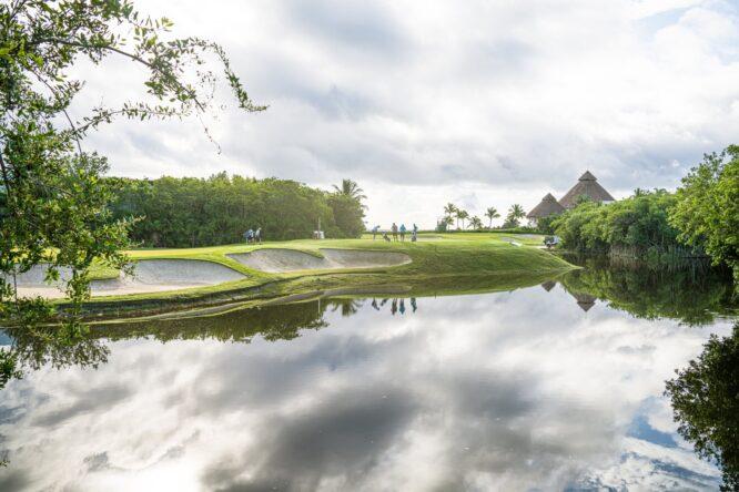 El Camaleón Golf Club © Mayakoba Golf Classic
