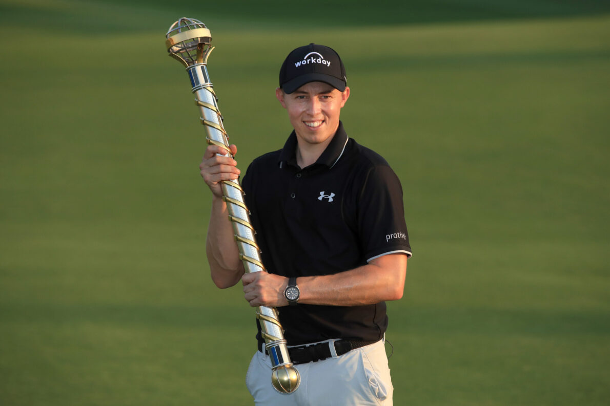Matthew Fitzpatrick. © Getty Images