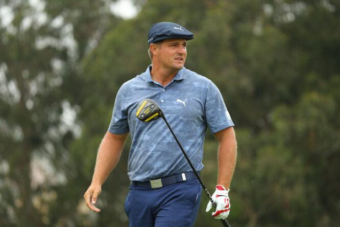 Bryson DeChambeau. © Golffile | Scott Halleran