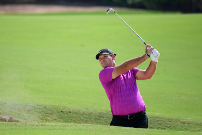 Patrick Reed. © Getty Images