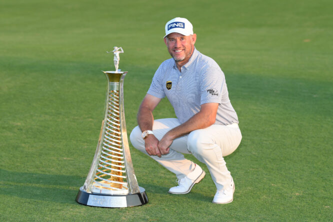 Lee Westwood. © Getty Images