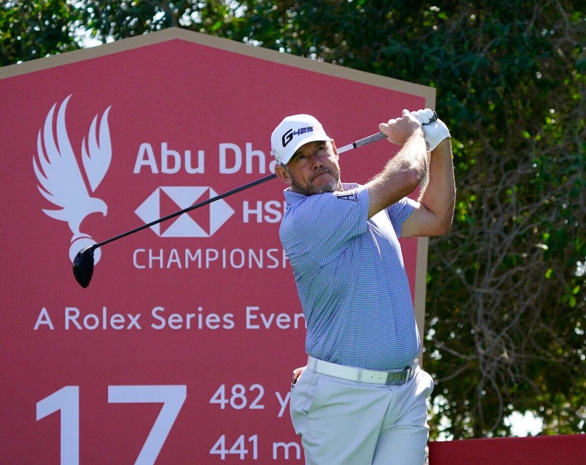 Lee Westwood hoy martes en el Abu Dhabi Golf Club. © GolffLee Westwood hoy martes en el Abu Dhabi Golf Club. © Golffile | Eoin Clarkeile | Eoin Clarke