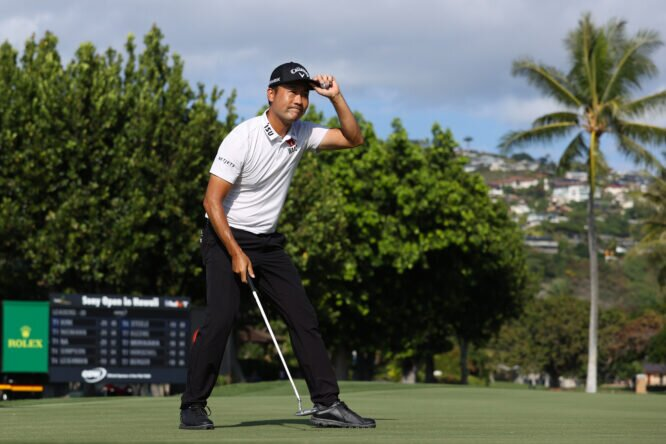 Kevin Na © Getty Images / PGA Tour