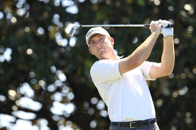 Brandon Hagy © Golffile | Fran Caffrey