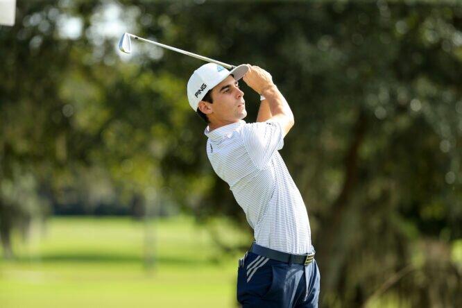 Joaquin Niemann. © Golffile | Scott Halleran