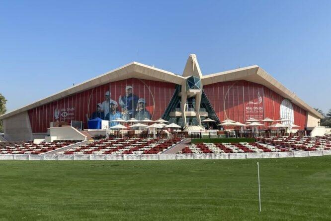Abu Dhabi Golf Club © Abu Dhabi HSBC Championship