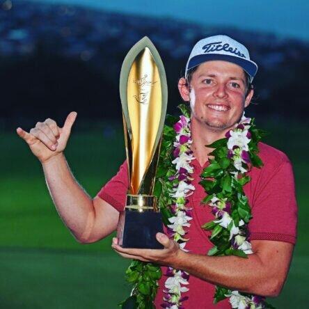 Cameron Smith, ganador en 2020 © PGA Tour