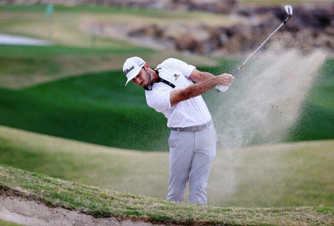Max Homa, en el American Express © PGA Tour   Getty Images