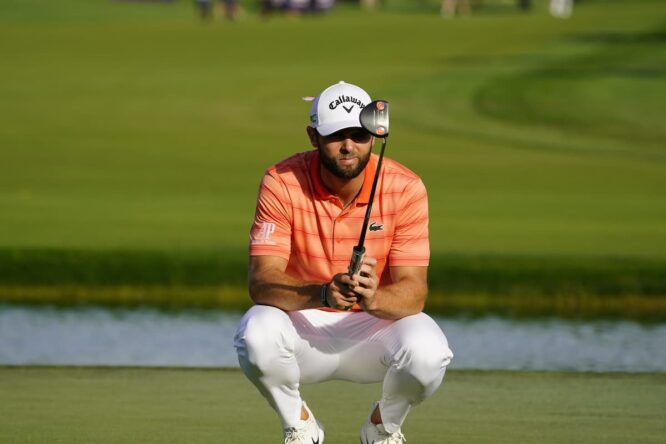 Adri Arnaus, en Dubai © Golffile | Eoin Clarke