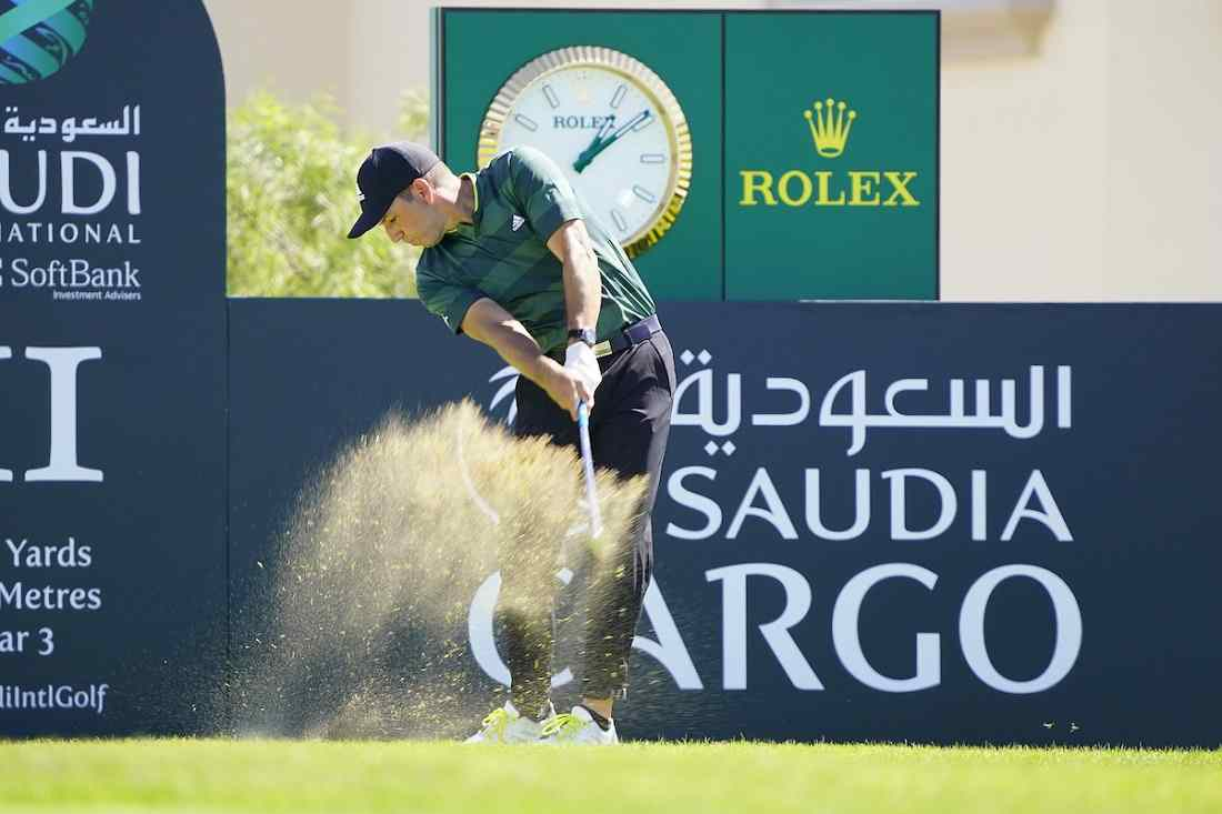 Sergio García. © Golffile   Eoin Clarke
