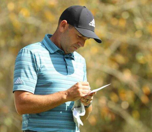 Sergio García esta semana en el WGC Workday at The Concession. © Golffile | Scott Halleran