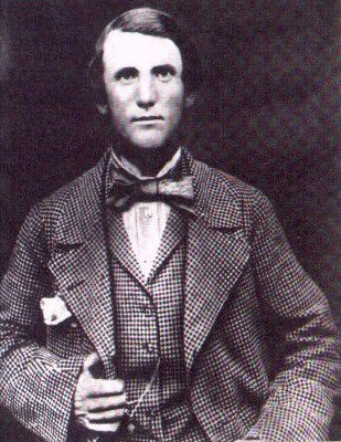 Willie Park Sr., primer ganador del Open Championship en 1860.
