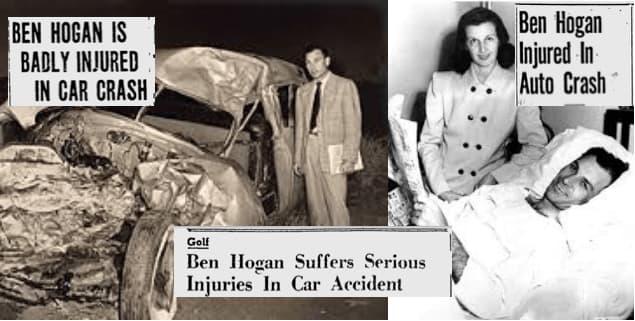 El accidente de Ben Hogan