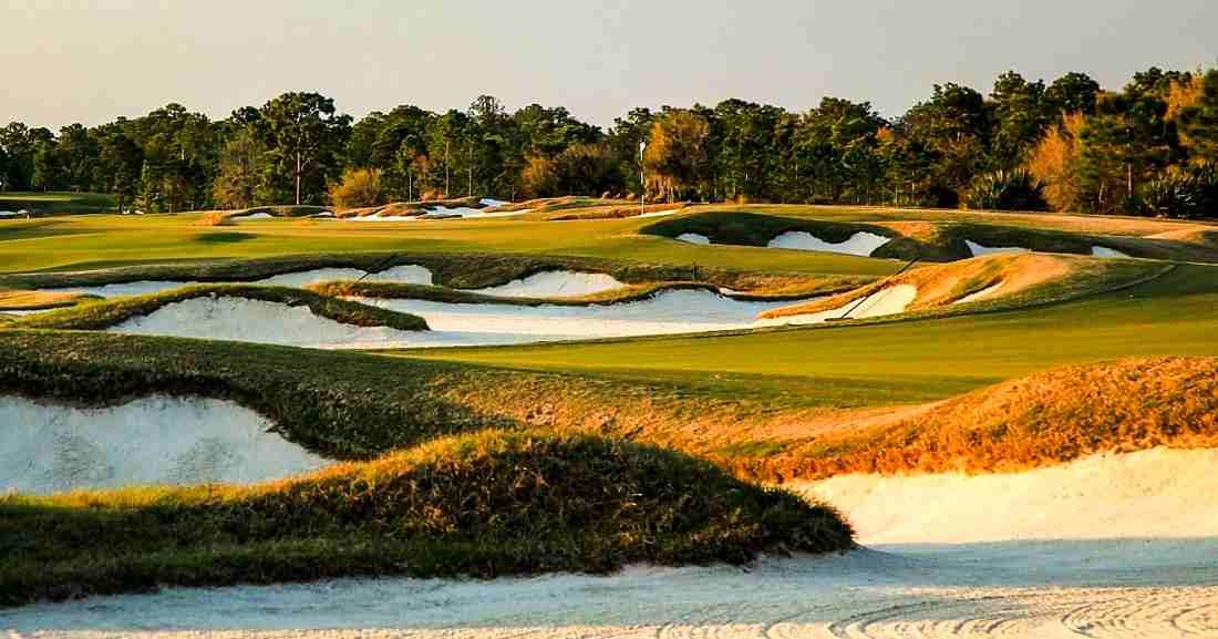 Hoyo 12 del The Concession Golf Club. © The Concession GC